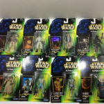 StarWars figurine : 1996 Star Wars Power Of The Force Figurines Lot Of 7 Kenner