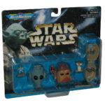 Figurine StarWars : Star Wars Collection II Greedo Tusken Raider (1996) Micro Machines Figurine Jeu