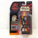 StarWars collection : STAR WARS  DESTROYER DROID FIGURINE FROM EPISODE 1