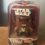 StarWars figurine : New Mighty Muggs Star Wars #7 FINN (Resistance Fighter) Hasbro Disney Figurine