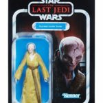 StarWars collection : Star Wars The Last Jedi Supreme Leader Snoke Vintage Action Figure By Kenner