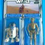 Figurine StarWars : Star Wars 40TH R2 D2 & C3PO Droid Usine Disney Parcs Exclusif