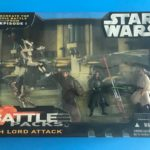 StarWars collection : Star Wars 30ème Sith Lord Attaque