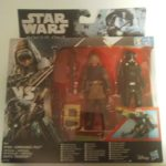 StarWars figurine : Figurines Star wars Rogue One Rebel commando PAO et Imperial Death Trooper Neuf