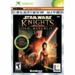 Star Wars Knights Of The Old Republic Xbox - Occasion StarWars