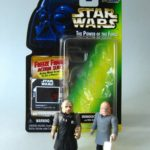 Figurine StarWars : STAR WARS ☆ UGNAUGHTS  ☆ POTF Freeze Frame Card   Loose in MINT Condition