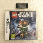 LEGO STAR WARS III DS Nintendo PAL ITA - pas cher StarWars