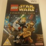 LEGO Star Wars: The Complete Saga (Nintendo - jeu StarWars