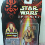 StarWars figurine : Star Wars Hasbro Épisode 1 Ric Olie avec Casque et Naboo Blaster Action Figurine