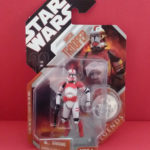 Figurine StarWars : STAR WARS SHOCK TROOPER - SAGA LEGENDS - 30TH ANNIVERSARY - ANNEE 2006 - R 4087