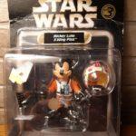 StarWars collection : Figurine Star Wars Mickey Luke X Wing Pilote série 3 dans sa boite. Objet neuf