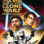 Star Wars The Clone Wars Republic Heroes Game - Occasion StarWars