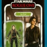 StarWars figurine : STAR WARS THE VINTAGE COLLECTION 2018 TVC119 JYN ERSO EXCLUSIF black series NEUF