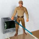 Figurine StarWars : STAR WARS LUKE SKYWALKER JEDI BESPIN GEAR 1998 POTF