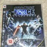 Playstation 3 PS3 STAR WARS THE FORCE - Bonne affaire StarWars