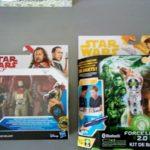 Figurine StarWars : Star Wars Force Link figurines  accessoires + KIT DE BASE HASBRO les 2 BOITES