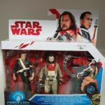Figurine StarWars : STAR WARS ROGUE ONE figurine CHIRRUT & BAZE MALBUS star wars lucas film Disney