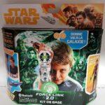 StarWars figurine : STAR WARS SOLO bracelet force link+figurine Force Link neuf stars wars disney