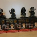 StarWars figurine : Star Wars Rise Of Skywalker Funko Mystery Minis kylo ren & 3 knight of Ren New