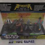 StarWars figurine : LOT COFFRET FIGURINES STAR WARS ATTACKTIX STARTER SET (vendeur pro)