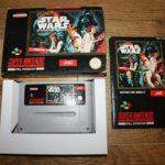 Jeu Super Star Wars pour console Super - Occasion StarWars