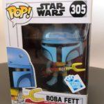 StarWars figurine : Figurine funko pop - 305 Boba Fett - Edition Funko Club neuve - Star wars - neuf
