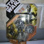 StarWars figurine : STAR WARS 2007 30th Anniversaire Saga Legends FAN'S CHOICE TC-14