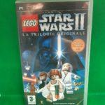 Jeu Sony PSP jeu vidéo playstation Lego star - Occasion StarWars