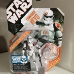 StarWars figurine : STAR WARS 2007 30th Anniversaire Saga Legends FAN'S CHOICE Commander NEYO