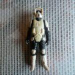 StarWars collection : Biker scout / Star Wars vintage Kenner ROTJ loose Action Figure Figurine 83*