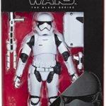 Figurine StarWars : Star Wars The Black Series First Order Stormtrooper Figurine Hasbro