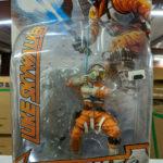 StarWars collection : Hasbro Star Wars Unleashed Hoth Gear Luke Skywalker Figure - Sealed