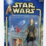 Figurine StarWars : Star Wars Ki-Adi-Mundi Jedi Master Attaque des Clones 9.5cm Action Figure Jouet
