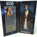 Figurine StarWars : FIGURINE OBI-WAN KENOBI STAR WARS COLLECTOR SERIES JEDI OBI WAN #1