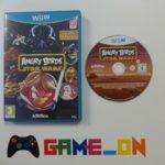 Nintendo Wii U Angry Birds Star Wars Game ~ - Avis StarWars