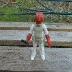 StarWars collection : Admiral Ackbar complet / Star Wars vintage Kenner ROTJ loose Action Figure 82*