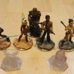 Lot Disney Infinity Star Wars - Occasion StarWars