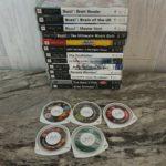PSP Games/Films Bundle Job Lot star wars gran - Avis StarWars