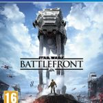 Star Wars Battlefront (PS4) -  CD XCVG FREE - Avis StarWars