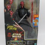 """StarWars figurine : Darth Maul Figurine Electronique - Star Wars - 12"""" Kenner"""