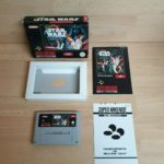 SNES Super Star Wars (with box & manual) - jeu StarWars