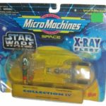 StarWars collection : Star Wars Collection IV X-Ray Flotte Micro Machines Figurine Jeu Set 67070