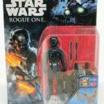 Figurine StarWars : Star Wars Coquin un Impérial Équipe au Sol Trooper 9.5cm Jouet Figurine D'Action