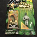 StarWars collection : Vintage 2000 Hasbro Ellorrs Madak Star Wars Figurine