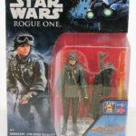 """Figurine StarWars : Star Wars Rogue One Sergent Jyn Erso Eadu 3.75 """" Figurine Jouet"""