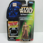 StarWars figurine : Kenner Star Wars The Power of the Force: Princess Leia Organa as Jabbas Prisoner