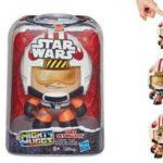 Figurine StarWars : Disney Hasbro Star Wars Mighty Muggs Luke Skywalker X Wing Pilot NEW - FAST P