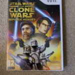 star wars the clone wars republic heroes wii - Avis StarWars