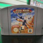 Star Wars Rogue Squadron - Nintendo 64 - FAST - jeu StarWars