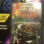 Figurine StarWars : Star Wars Shadow of the Empire Boba Fett vs. IG-88 comic and figures